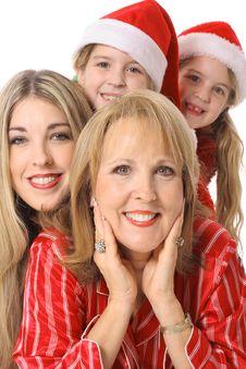 Free Holiday Generation Stack Royalty Free Stock Image - 4015006
