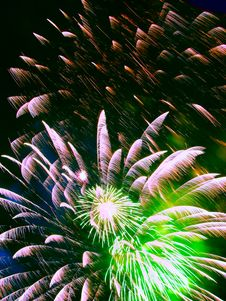 Free Fireworks Stock Images - 4016044