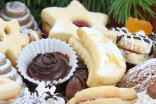 Free Christmas Cookies Stock Images - 4016674