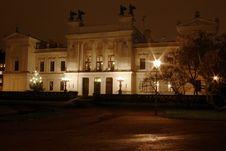 Free University In Lund Stock Photos - 4017553