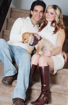 Free Happy Couple Stock Photos - 4018693