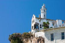 Free Alcatraz Royalty Free Stock Photography - 4018877