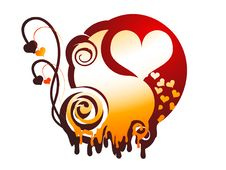 Free Abstract Object For Valentine Stock Photography - 4019432