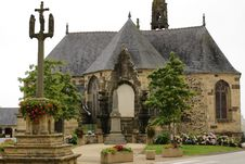 Free Gothic Church Stock Photo - 4019770