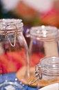 Free Glass Jars Royalty Free Stock Photo - 4023205