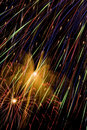 Free Abstract Blowing Up Fireworks Royalty Free Stock Photo - 4027185