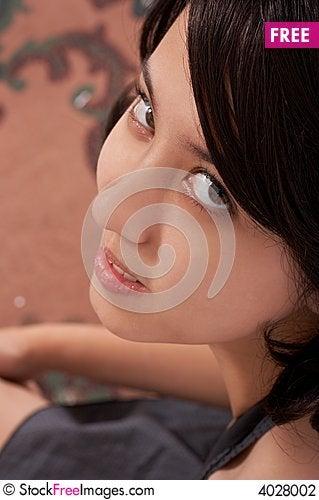 Free Beautiful Asian Girl Stock Photography - 4028002