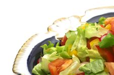 Free Fresh Salad Royalty Free Stock Photo - 4021735