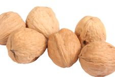 Free Walnuts Royalty Free Stock Photography - 4022047