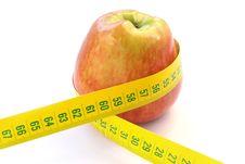 Free Apple Diet Stock Image - 4022271