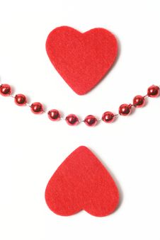 Free Valentine Heart´s Royalty Free Stock Photography - 4022937