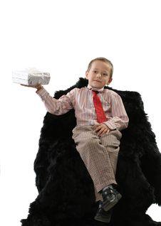 Free Boy Royalty Free Stock Photography - 4022997