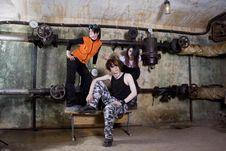 Free Goth Stock Photo - 4023020