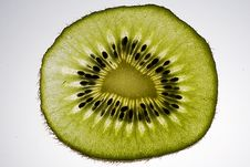 Free Kiwi Slice Stock Photography - 4023102