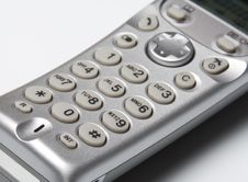 Free The Cordless Phone S Keypad Stock Images - 4023804