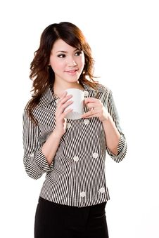 Free My Morning Cup Stock Image - 4023971