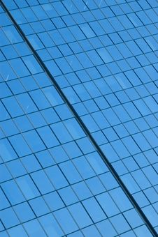 Free Windows Of Skyscraper Stock Photography - 4024252