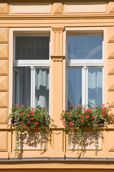 Free Prague Windows Stock Images - 4024354