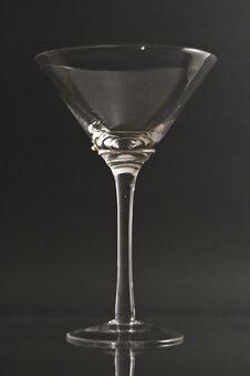 Free Martini Glass Royalty Free Stock Photography - 4026027