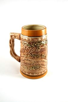 Free Beer Mug Royalty Free Stock Photography - 4026197