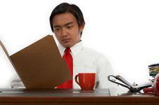 Free On The Job Stock Photo - 4026970