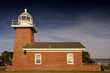 Free Santa Cruz Lighthouse Stock Images - 4027104