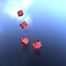 Free Cubes Royalty Free Stock Photo - 4027735