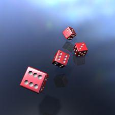 Free Cubes Royalty Free Stock Image - 4027736