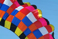 Free Detail Of Colourful Kite Stock Photo - 4027960