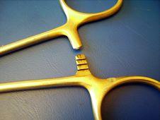 Free Caliper Hook Stock Image - 4028641