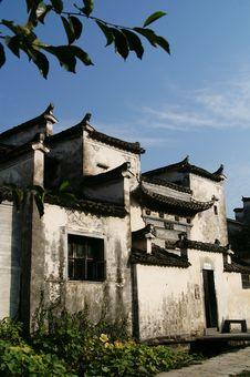 Free Xidi Village Stock Photo - 4028740