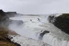 Free Gulfoss Waterfall, Iceland Royalty Free Stock Images - 4029309