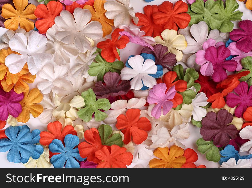 Paper flowers background free stock images photos 4025129 paper flowers background mightylinksfo