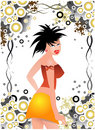 Free Vector Girl Royalty Free Stock Image - 4030466