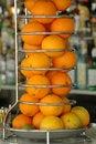 Free Oranges In Bar Stock Photo - 4030910
