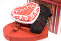 Free G-string Gift Royalty Free Stock Image - 4036176