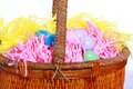 Free Easter Basket Royalty Free Stock Photos - 4037688