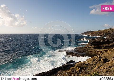 Free Rough Seas Stock Images - 4033864
