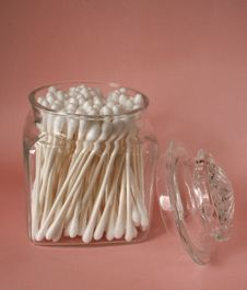 Free Cotton Swab Stock Photos - 4030623