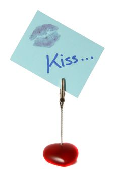 Free Kisses Royalty Free Stock Images - 4031329