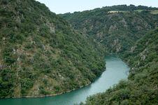 Free Tarn River - Les Raspes In Aveyron Stock Photos - 4031343