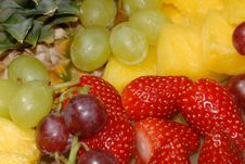 Free Refreshing Fruit Salad Stock Photos - 4031423