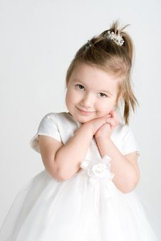 Free Adorable Girl Royalty Free Stock Images - 4032679