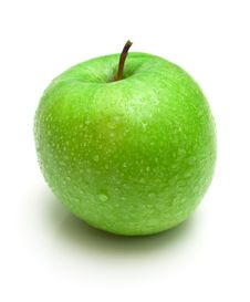 Free Green Apple 2 Stock Images - 4032754