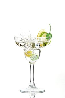 Free Still Life With Glass Stock Image - 4033561