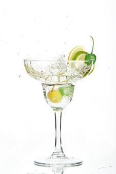 Free Still Life With Glass Stock Photos - 4033573