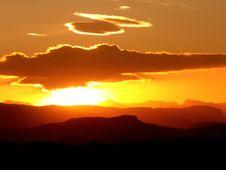 Free Iceland Sunset Stock Photo - 4033700