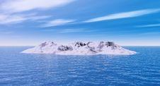 Free Iceberg Stock Image - 4033841