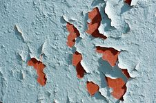 Free Cracked Paint Royalty Free Stock Photo - 4034045