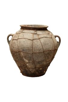 Free Old Traditional Pot Stock Photography - 4034072
